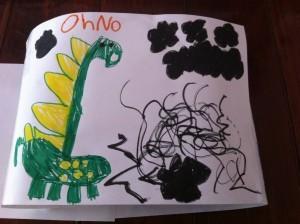 Anna-dinosaur-story-3-300x224